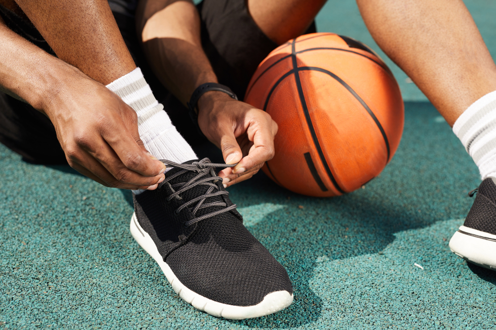 How To Tie Basketball Shoes Within Mintus