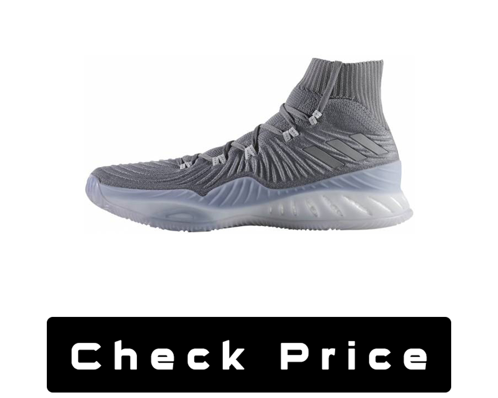 Adidas Mens Crazy Explosive 2017 Prmieknit Basketball Shoe
