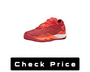 Adidas Performance Mens' Crazylight Boost Low Basketball Shoe With Best Traction