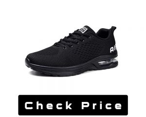 STQ 's Running Shoes Breathable Air Cushion Sneakers