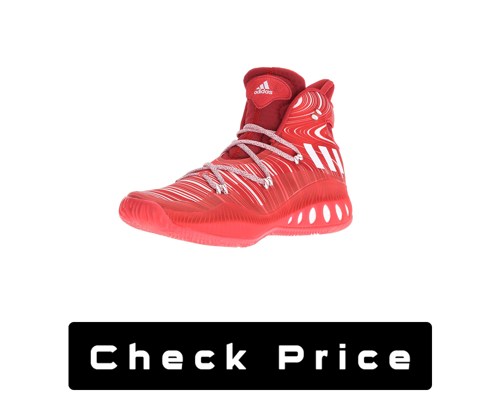 Adidas Performance Mens Crazy Explosive Basketball Shoe