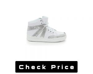 Alexandra Collection Youth High Top Sneakers For Girls