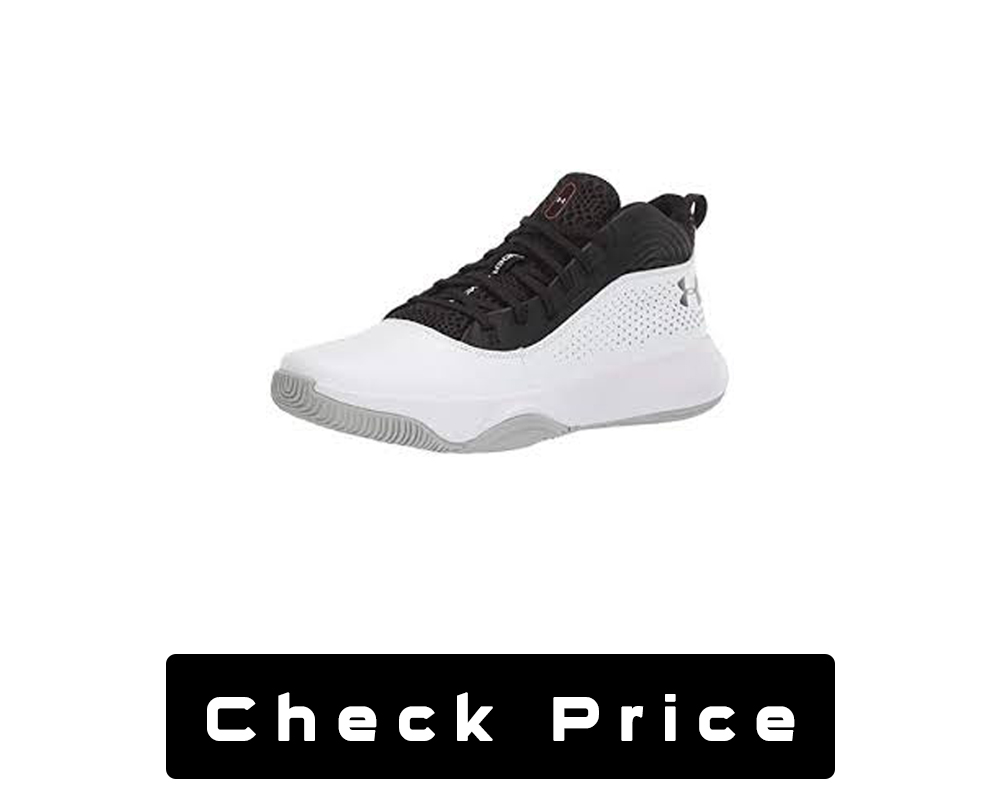 Do you need the best molded synthetic upper sole of the basketball shoes? We have the Under Armour Men's Lock Down 4 that will provide the best fitting and has the fashionable design. These shoes have toe guard protection. We recommend these shoes to the basketball players who have to run frequently on the court. Besides that, these shoes have the updated lockdown fitting, and it has the best features for outdoor play. Further, you will have incredible quality basketball shoes that don't compromise on providing a supportive grip to the feet. And that's not all; these shoes will provide maximum stability to the user. With these shoes, you can play effortlessly on the court, and they are lightweight too. You will not feel sore or heavy feet after wearing these Under Armour Men's LockDown four shoes. Also, the feet will be sweat-free because it has breathable material. Other Features  As if that's not enough, these under armor shoes have the external heel construction, and it has the most rock-solid stability. Plus, it has a small cushioned padding, and it will support the feet. Even you can buy under armor shoes if you have an Achilles issue. Furthermore, the incredible support makes these shoes reliable and enhances the performance of the wearer. For instance, the shoe's material is stretchable, and you will have more room for the feet. In addition, these shoes have lockdown technology, and it will support the feet in the best way. All in all, these shoes of under armor has the best lacing system, and it will snugly comfort the feet of the wearer. The design of these shoes is quite intricate, and it is great for the aggressive players of an outdoor basketball court.