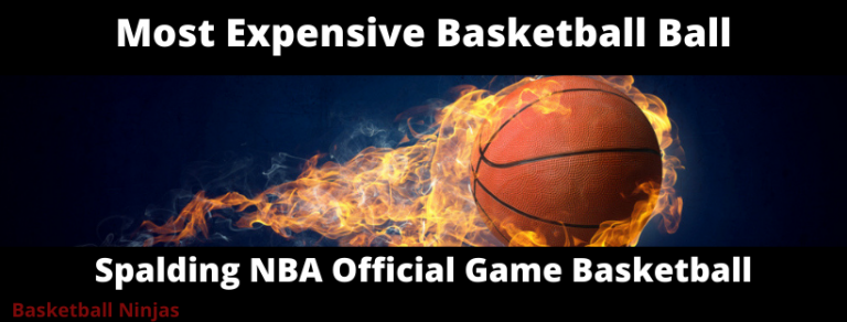 Most Expensive Basketball Ball