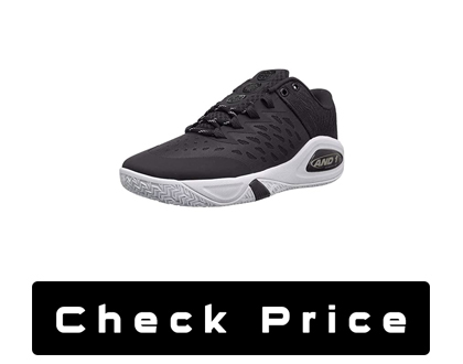 AND 1 Mens' Attack Low Basketball Shoes